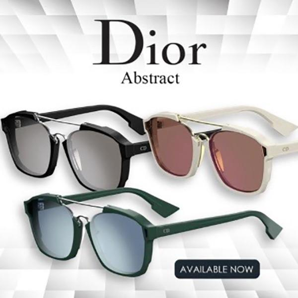 new dior abstract