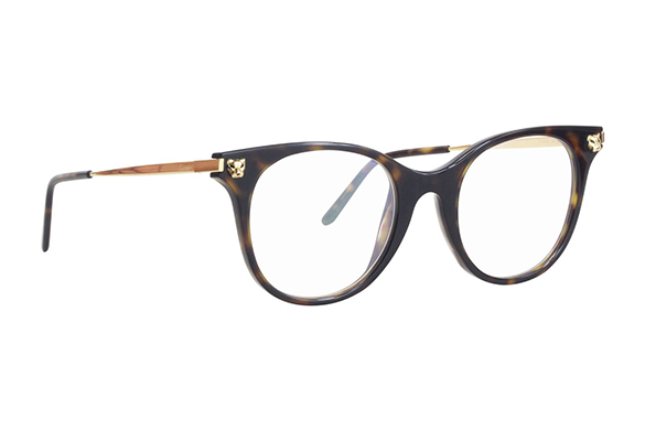 aa43362853a Cartier Panthere Glasses 2018 - Designer Eyes Blog