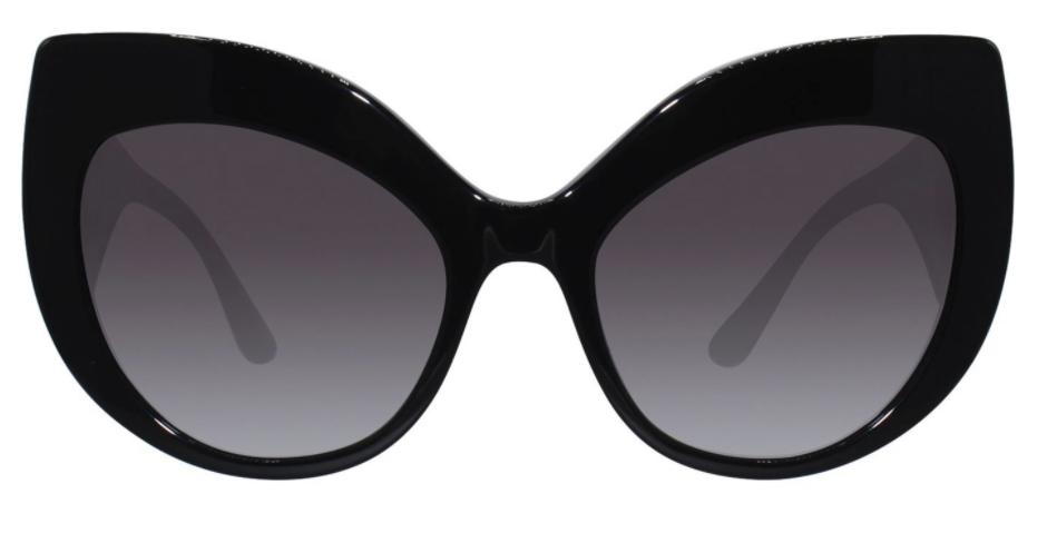 large cat eye sunglasses