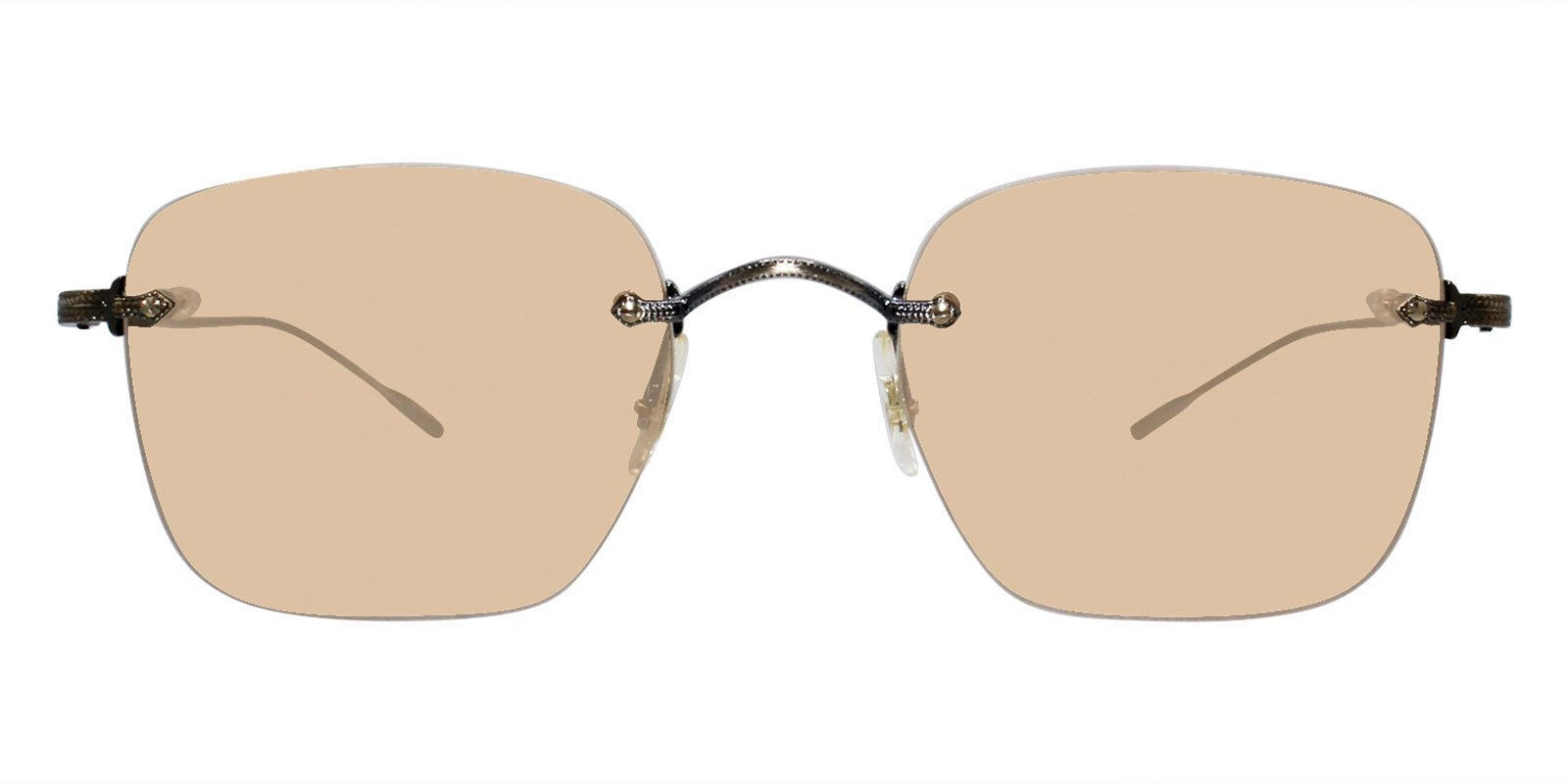 OLIVER PEOPLES FINNE BRONZE - BROWN