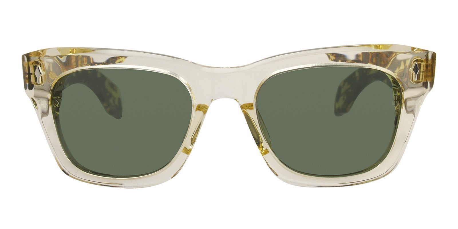 JACQUES MARIE MAGE DEALAN TRANSPARENT - GREEN