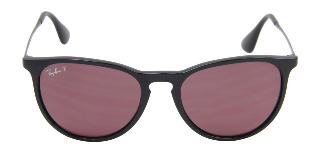 RAY BAN ERIKA BLACK - PURPLE
