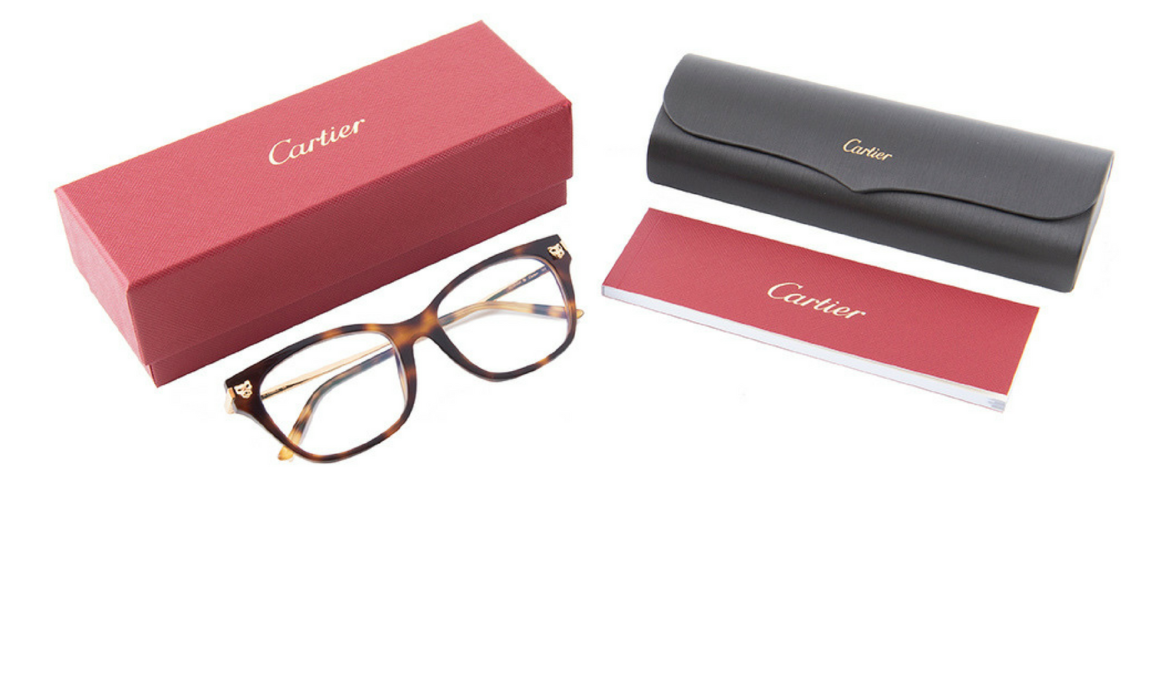 Real Cartier Eyeglasses vs Fake Cartier Glasses