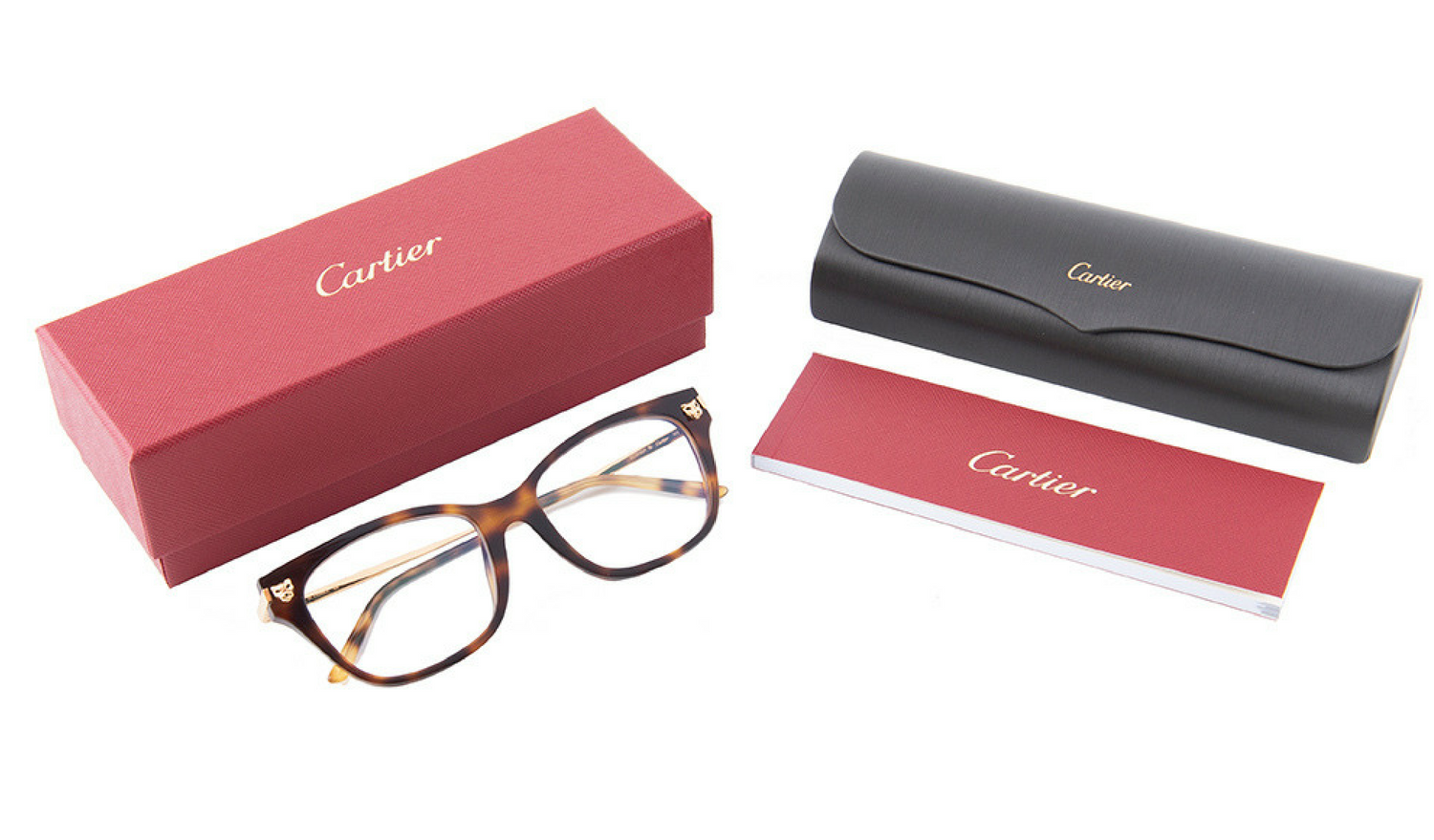 b9b0ff39fd How to tell if you have purchases fake cartier glasses. Real Cartier glasses  vs Fake cartier glasses