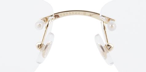 ea28a41117 Real Cartier Eyeglasses vs Fake Cartier Glasses
