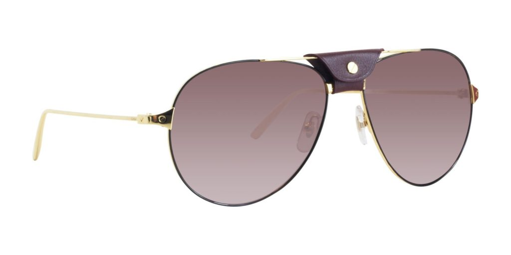 best cartier aviator sunglasses