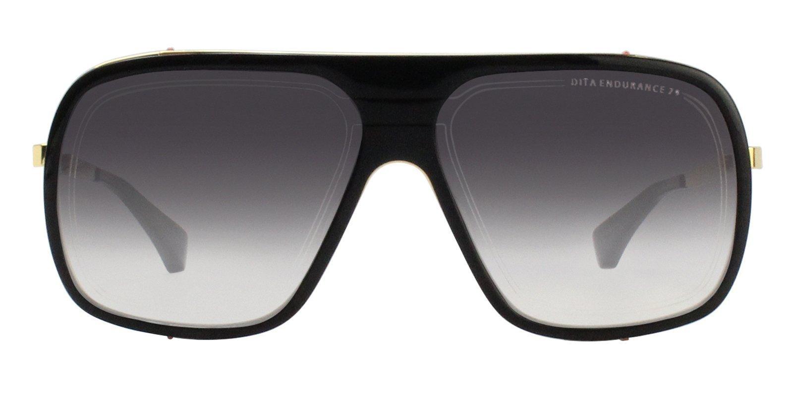 c7e09b0d65e dita-sunglasses-dita-endurance -79-black-gold-dark-grey-to-clear-designer-eyes-814981025675