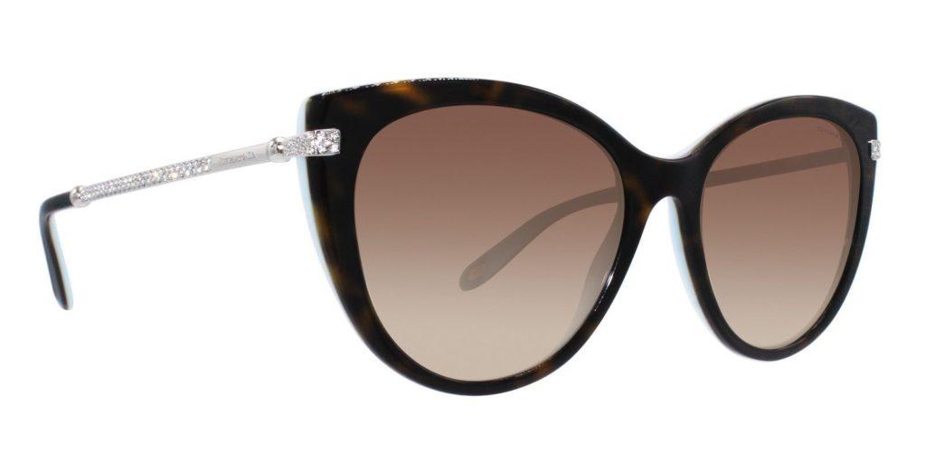 tiffany sunglasses cat eye