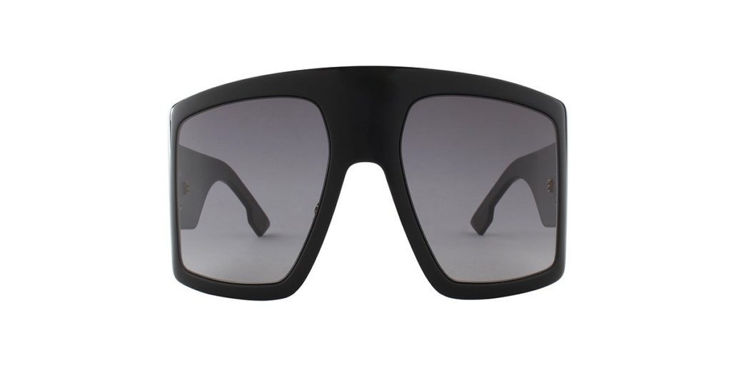 Dior SoLight 1 Black Frames