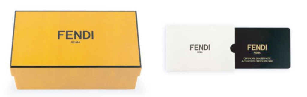 Fendi Boxes