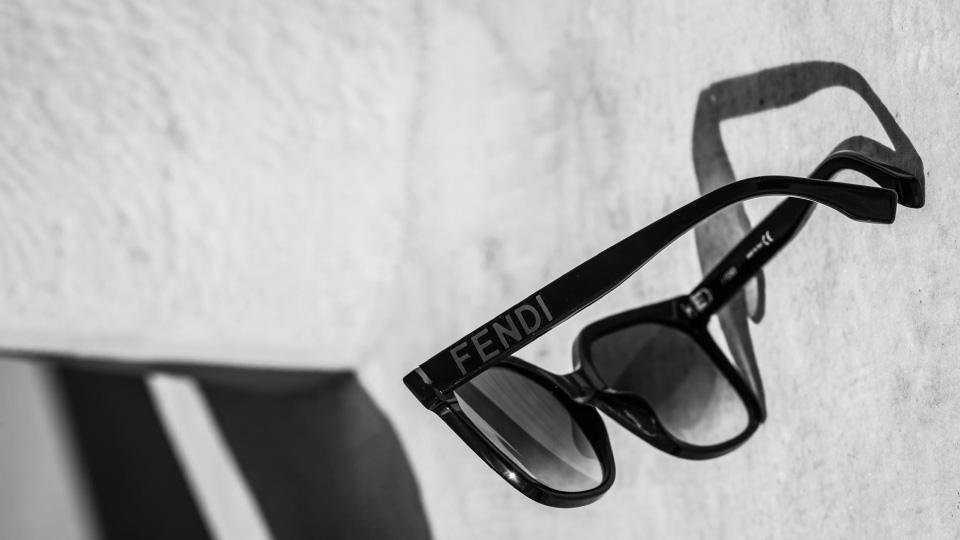 Fendi Summer Collection Release - Fendi Lettering
