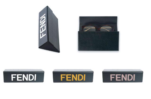 fendi optical packaging