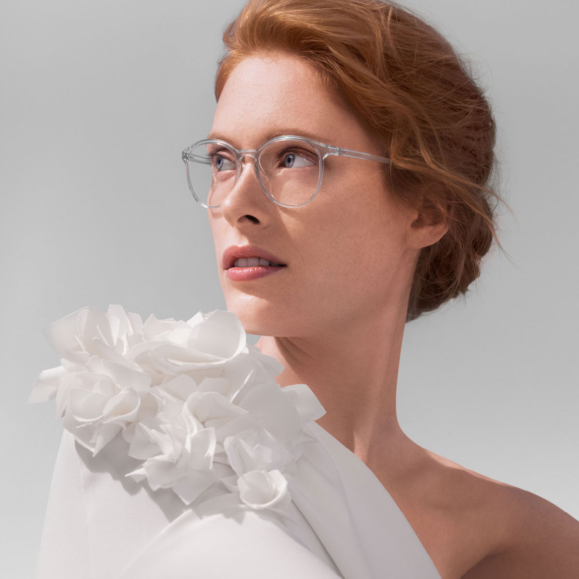 Transformative Silhouette Eyeglasses